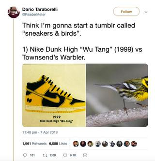 c0b4c81bdab Wandering around the Web: #FacebookDown, sneakers and birds, r ...