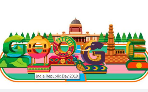 70th Republic Day: Google celebrates with a special doodle