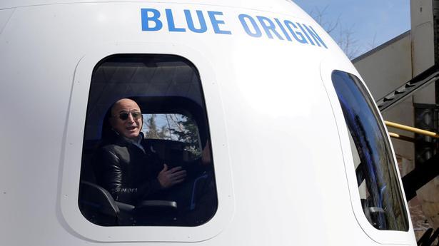Blue Origin unveils next flight, TMZ says Captain Kirk to be aboard