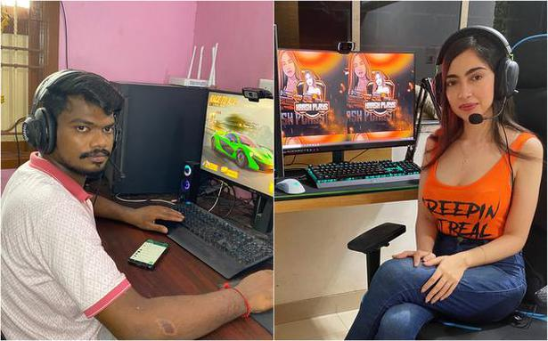 Millions of views and millions of bucks: The profitable pull of game-streaming in India