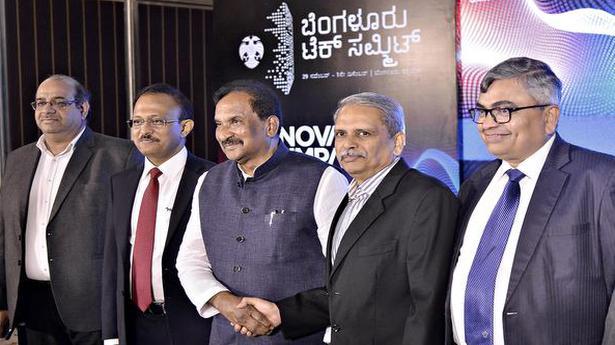 Bengaluru Tech Summit to focus on Blockchain, Artificial Intelligence