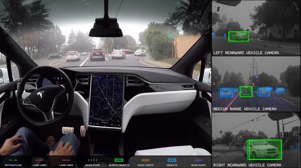 Tesla to remove radar sensor in select models, moves to camera-based Autopilot system