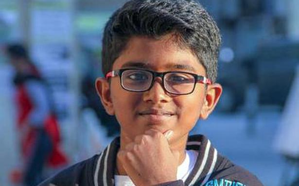 13-year-old Indian boy a tech wizard of Dubai