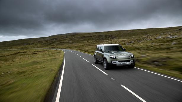 Jaguar Land Rover to develop hydrogen-powered concept car