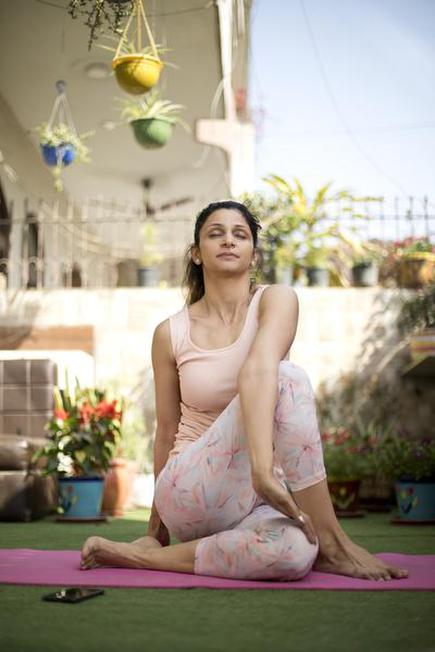 In Its Lockdown Avatar Yoga Has Gone Online And It Means Big Business The Hindu
