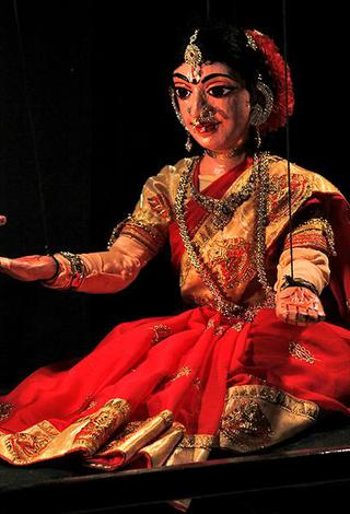 'Koothu' comes home: How group of shadow puppeteers in Salem streamed a play live on Facebook