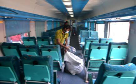 Cleanliness programmes in railway stations across India are ...