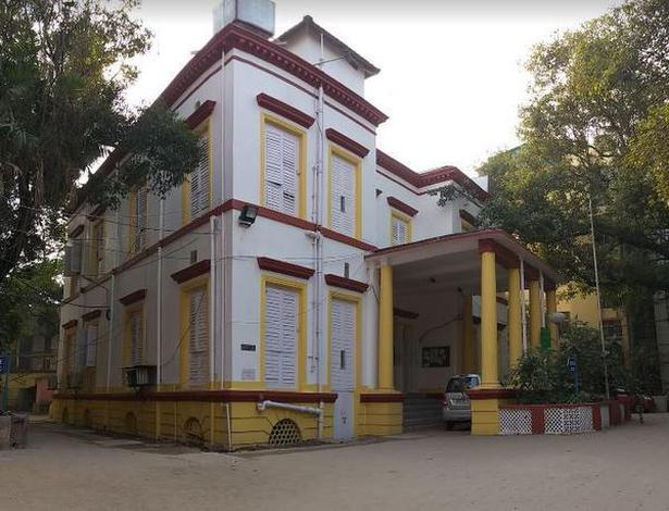 Kolkata's Bethune College, where Ila enrolled for a Bachelor's degree in Bengali in 1942