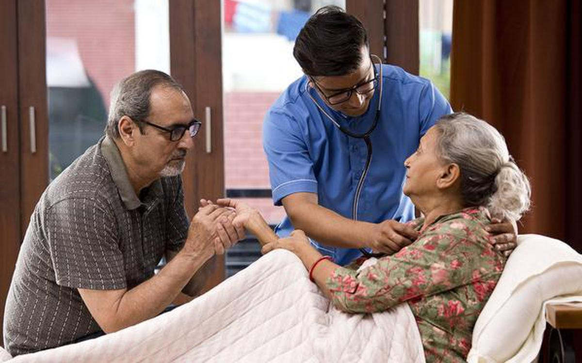 Need help taking care of elderly parents living far away from you? - The  Hindu