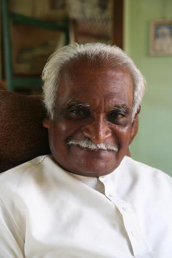 M L  Thangappa had an understanding of Tamil that did not rely on