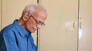 Veteran broadcast journalist P.V. Krishnamoorthy passes away