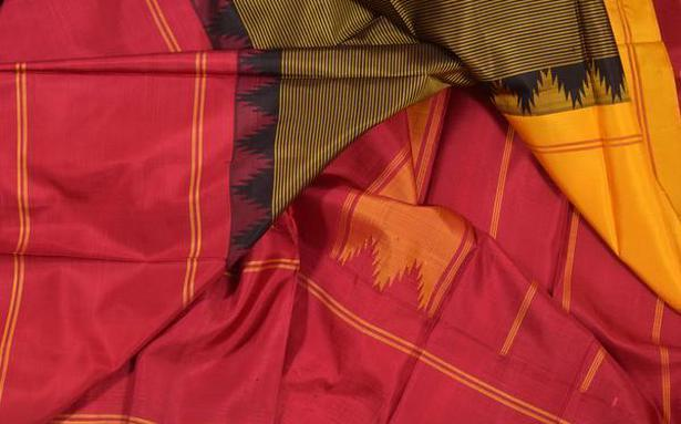 The story of revival of korvai silk saris
