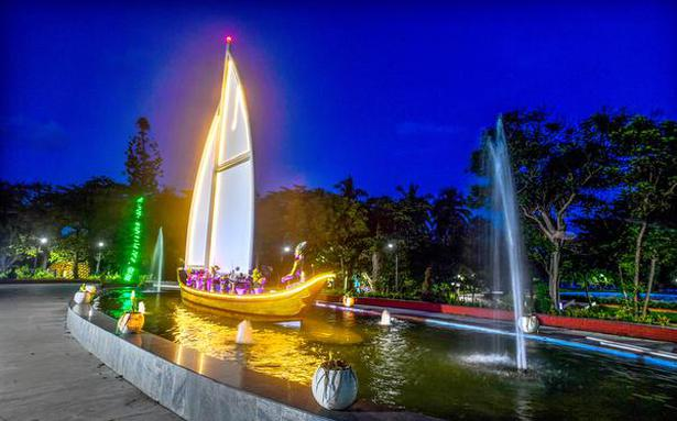 A new park on the block in Visakhapatnam