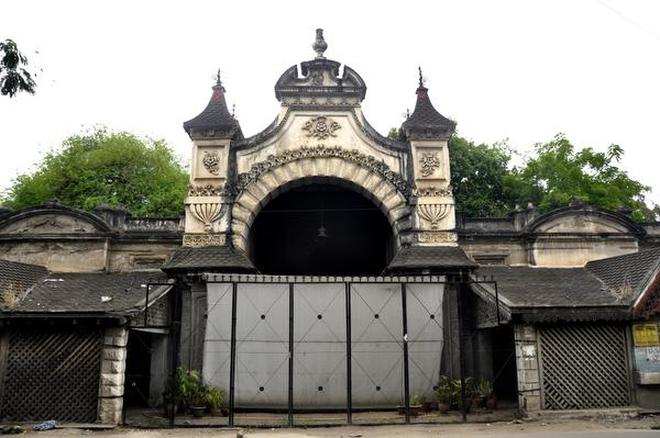 The States Care Of King Kothi Palace And Its Purdah Gate Has Led To