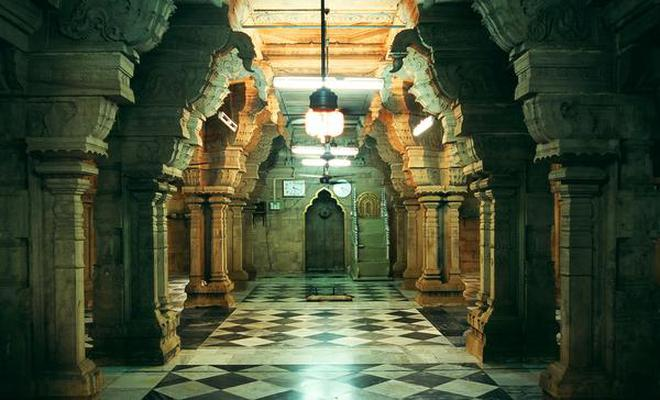 mosques in dravidian islamic style about the islamic architecture