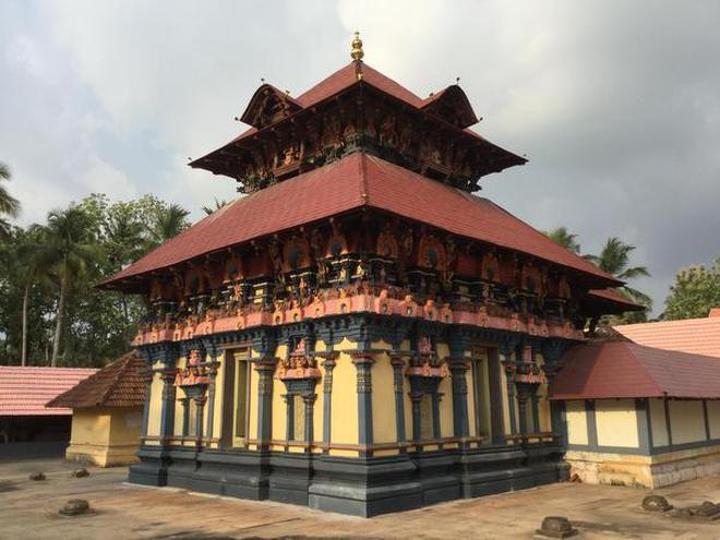 Kazhakkoottam Mahadeva temple