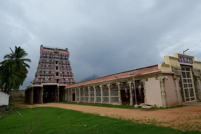 The Nava Tirupati trail