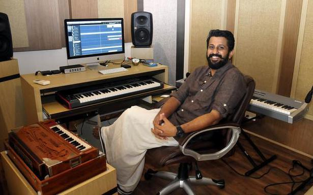 How Job Kurian's 'cabin in the woods' helps his music