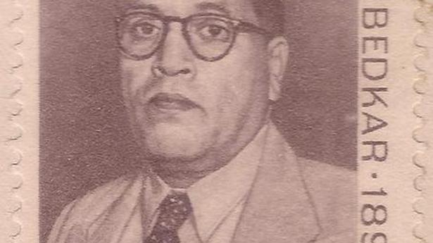 The philatelic lives of Dr. Ambedkar