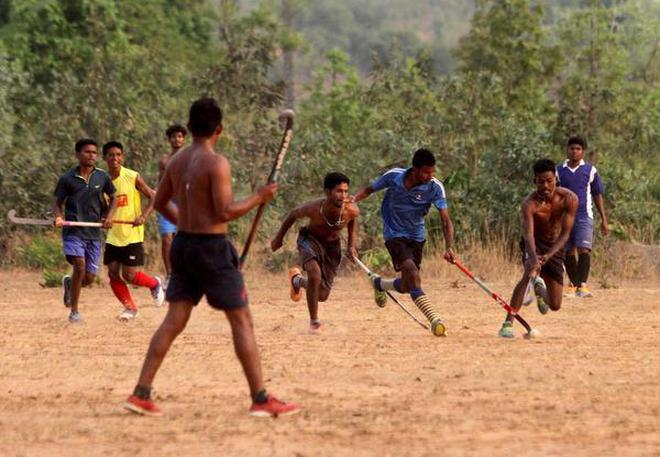 A decades-old tribal hockey tournament in Odisha has a unique prize