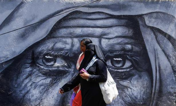 Art For Art S Sake Why Indian Street Art Is Not Necessarily Anti Establishment The Hindu