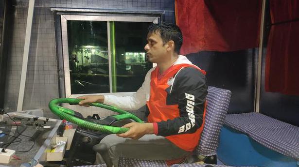 Tales from the knight bus: Rupam Dutta