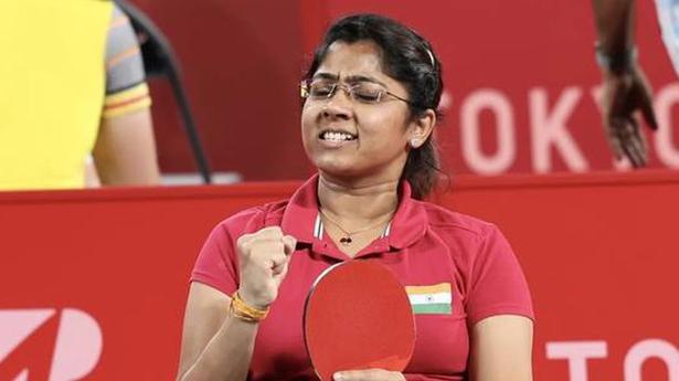 Paddler Bhavina Patel wins historic silver at Tokyo Paralympics