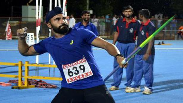 Kang pips Chopra, enters javelin final at World Championships