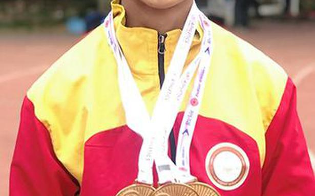 Priya Mohan left out of relay team for Olympics