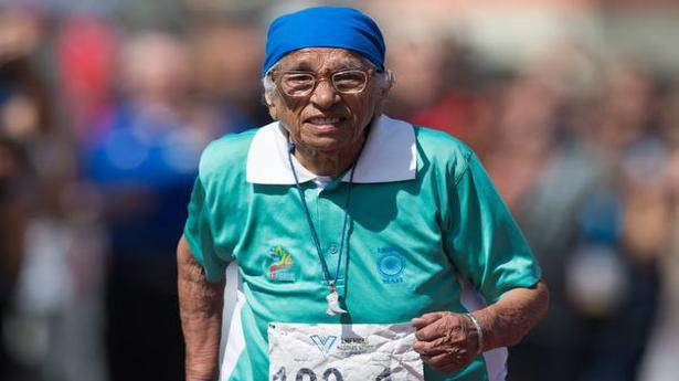 Centenarian sprinter Man Kaur dies of heart attack