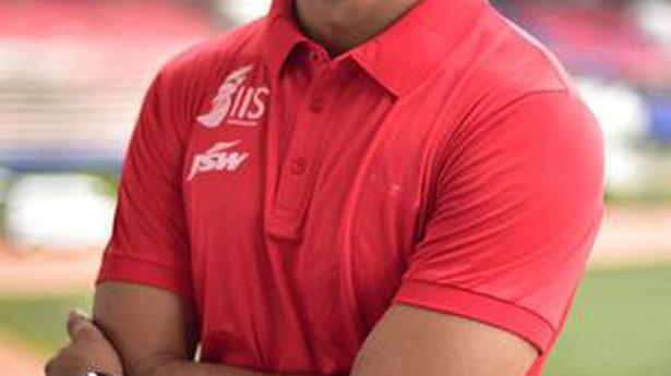 P.T. Usha picks Neeraj to end India's medal drought