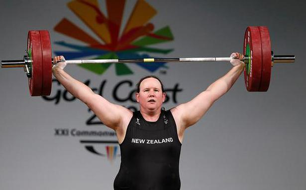 Hubbard is first trans athlete at Olympics