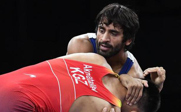 Tokyo Olympics | Bajrang storms into semifinals, Seema Bisla exits 50kg competition after losing opener