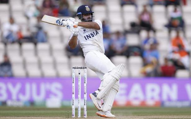 Pant recovers from COVID-19 infection, joins team bio-bubble