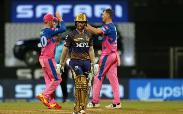 IPL 2021, RR vs KKR | Morris returns a four-wicket haul as Royals restrict Knight Riders to 133/9