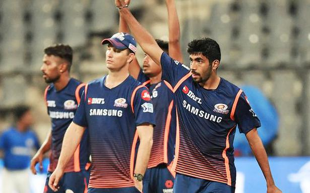 Bond played a major role in my career, says Bumrah