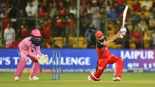IPL 2021   Rajasthan Royals post 149/9 against RCB