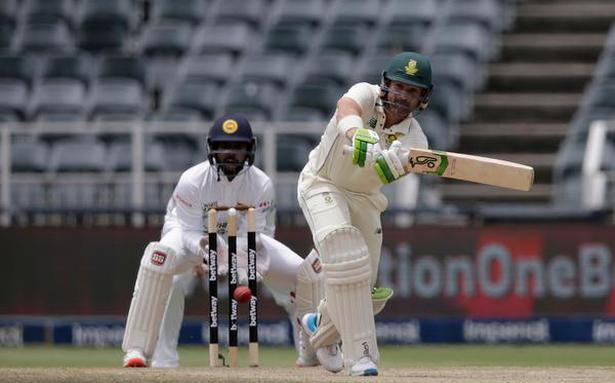 South Africa clinches series as Sri Lanka loses six wickets for 35 runs