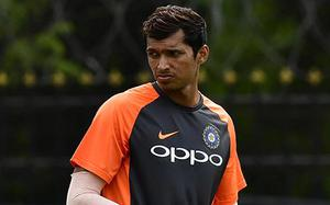 India keep Navdeep Saini as cover for West Indies Tests
