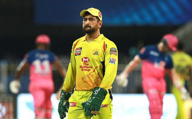 Indian Premier League 2020 | RR vs CSK: 14-day quarantine didn't help, says Dhoni on lack of batting time