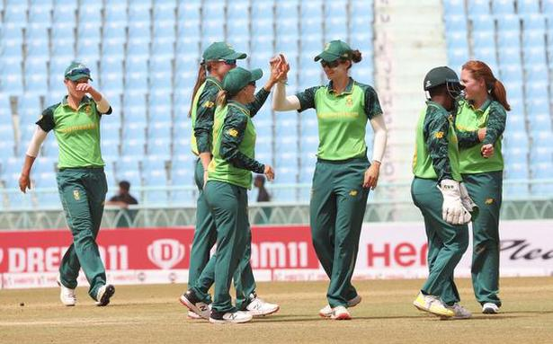 India vs South Africa | Indian women to play for pride