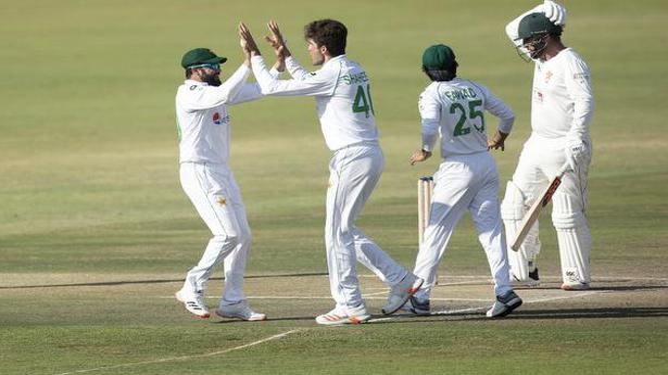 Pakistan on cusp of series sweep