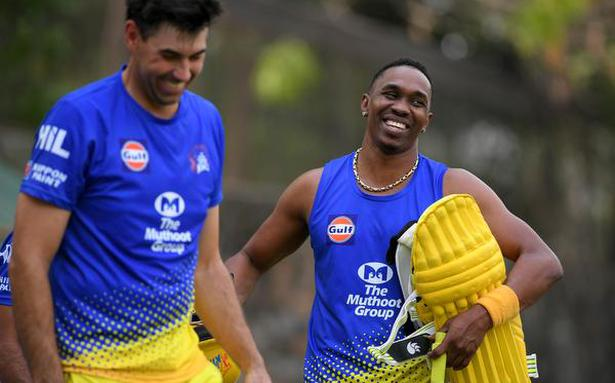 IPL 2020 | Bravo to miss another couple of games, says CSK coach Fleming