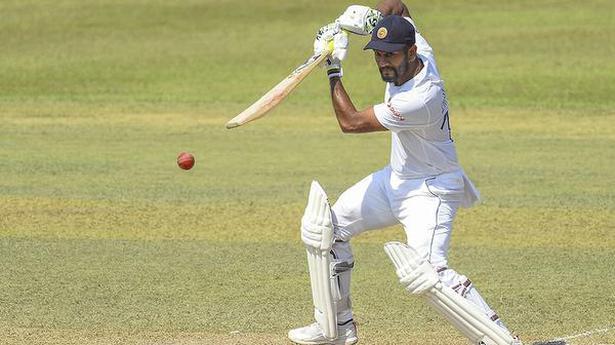 Karunaratne leads Sri Lanka's response