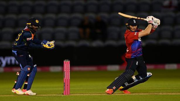 England beats Sri Lanka in second T20, wins series
