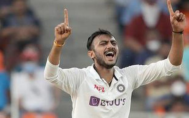 Axar Patel recovers from COVID-19, joins DC squad