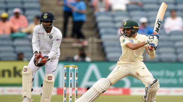Maharaj and Philander frustrate India