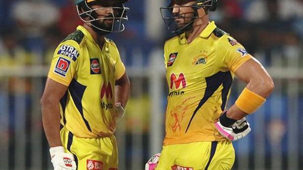 IPL 2021   Super Kings will look to arrest the slump