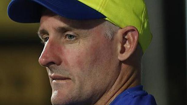Super Kings batting coach Hussey tests positive