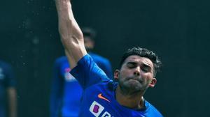 Happy playing for India: Deepak Chahar